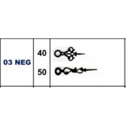AGUJAS NEGRAS 520-03N