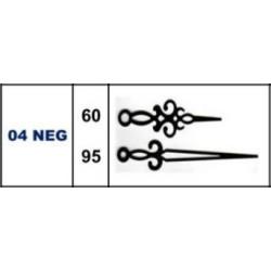 AGUJAS NEGRAS 520-04N